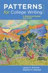Patterns for College Writing: High School Edition
