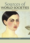 Sources for World Societies, Volume 2