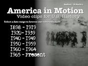 America in Motion