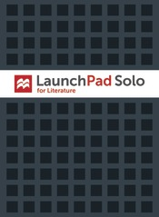 LaunchPad Solo for Literature (Six Month Access)