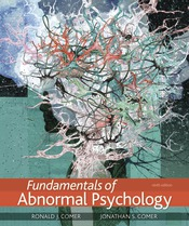 Fundamentals Of Abnormal Psychology 9781319126698 Macmillan Learning