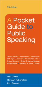 LaunchPad Solo for A Pocket Guide to Public Speaking (Six Month Access)