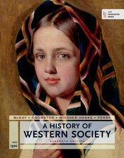 A History Of Western Society Since 1300 For The Ap Course