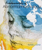Fundamentals Of Abnormal Psychology 9781464176975 Macmillan Learning