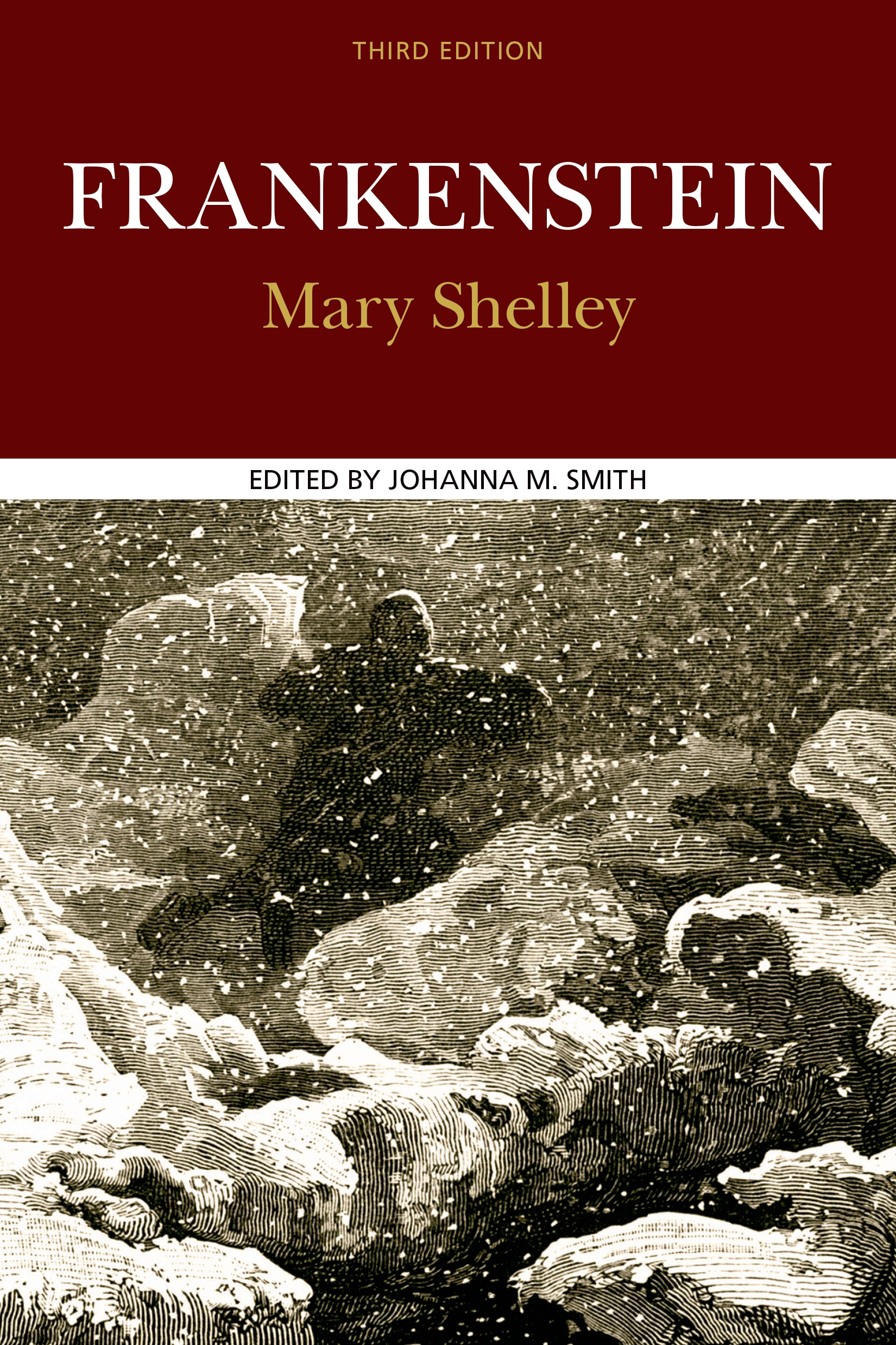 macmillan learning frankenstein third edition by mary shelley image frankenstein