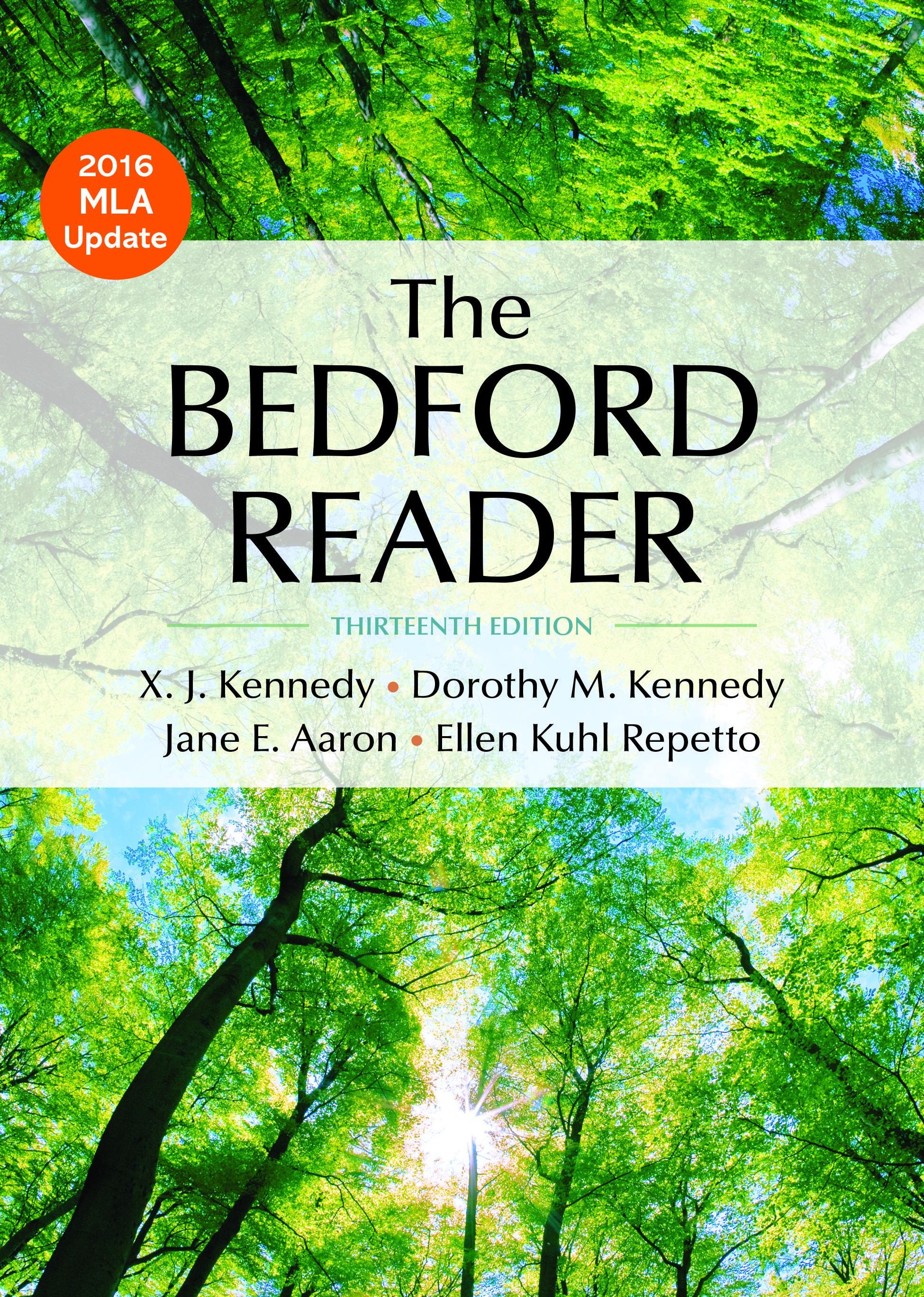 Bedford reader 11th edition