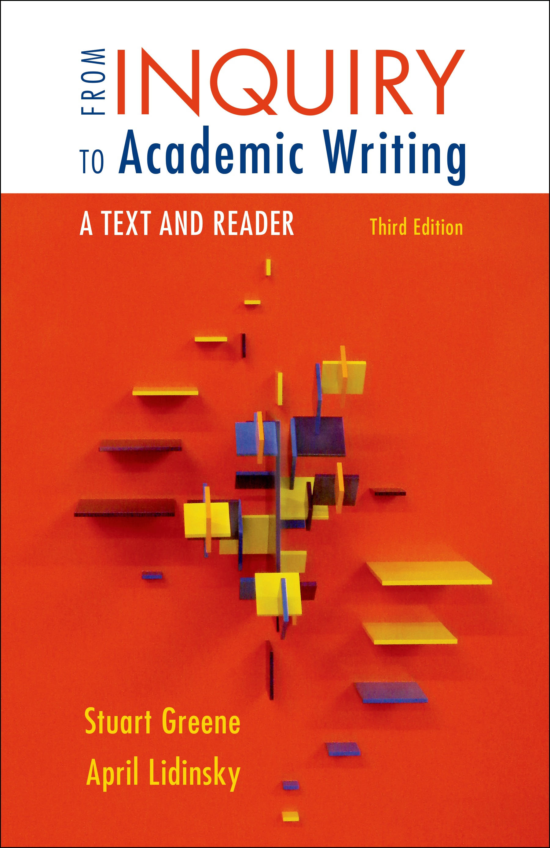 Academic writing a handbook for international students third edition