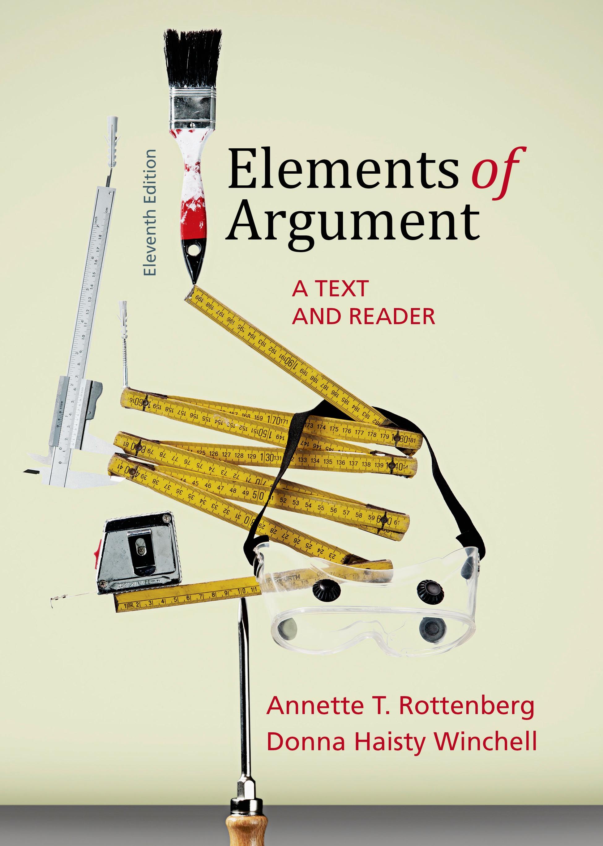 Elements of argument rottenberg