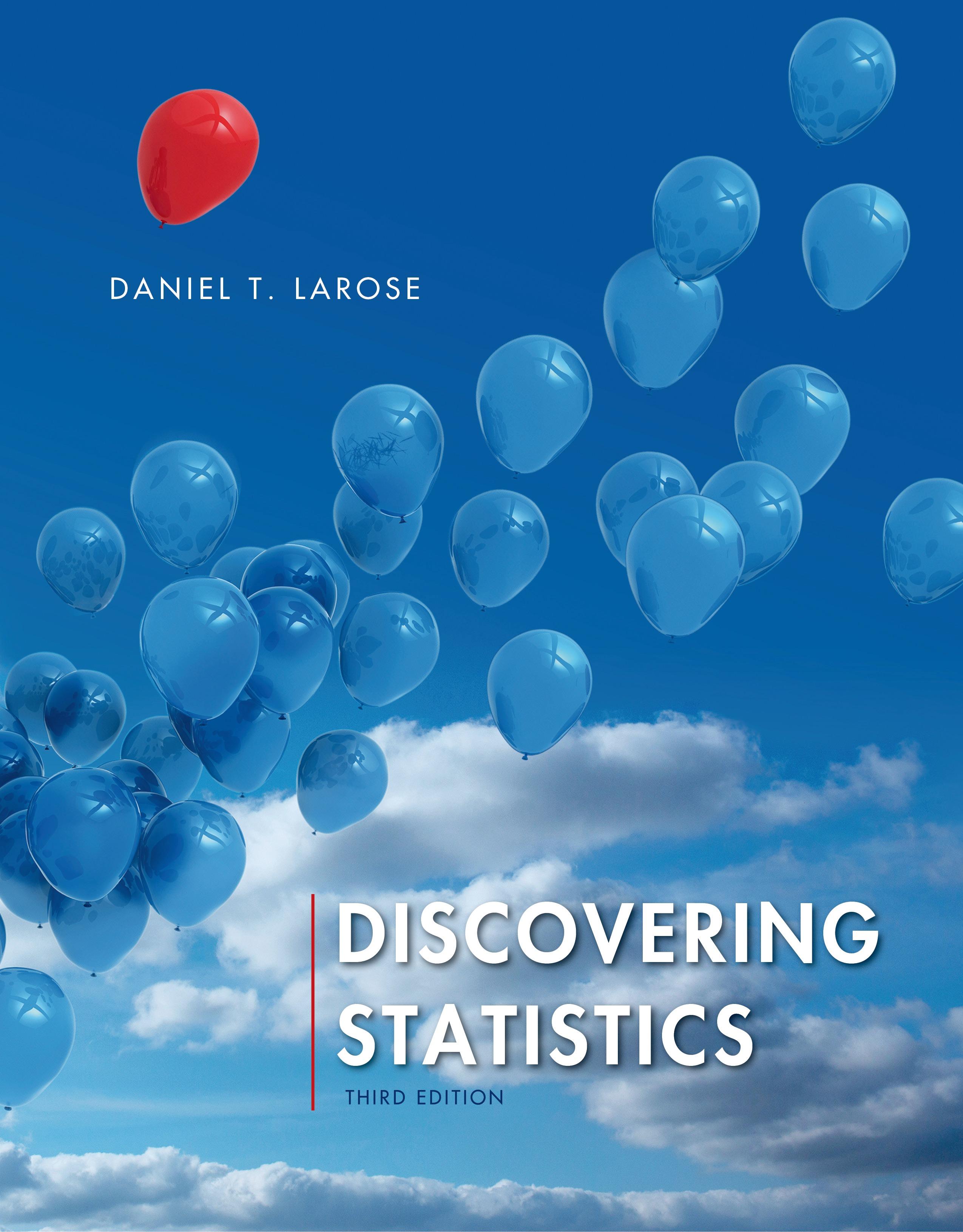 Sapling Learning | Intro Statistics | Texts