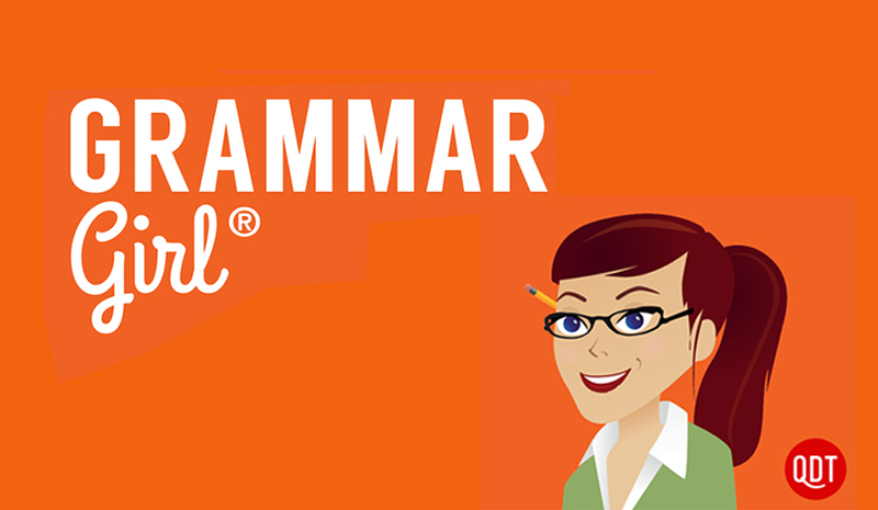 Grammar Girl Podcasts