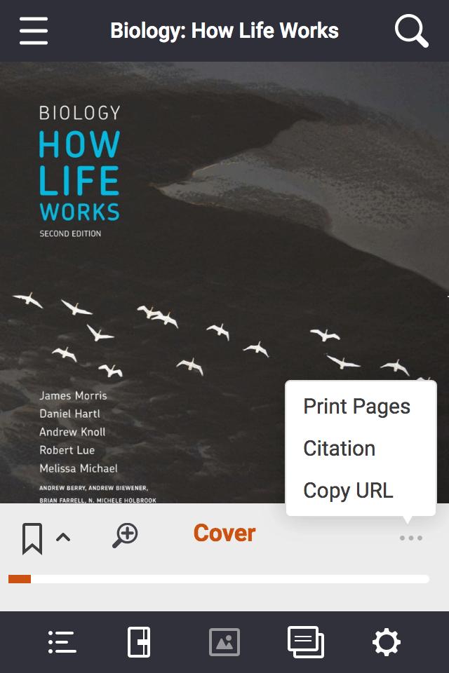 eBook print on demand