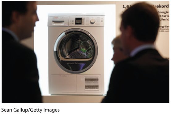You may think it's just a washing machine, but it started with an idea.