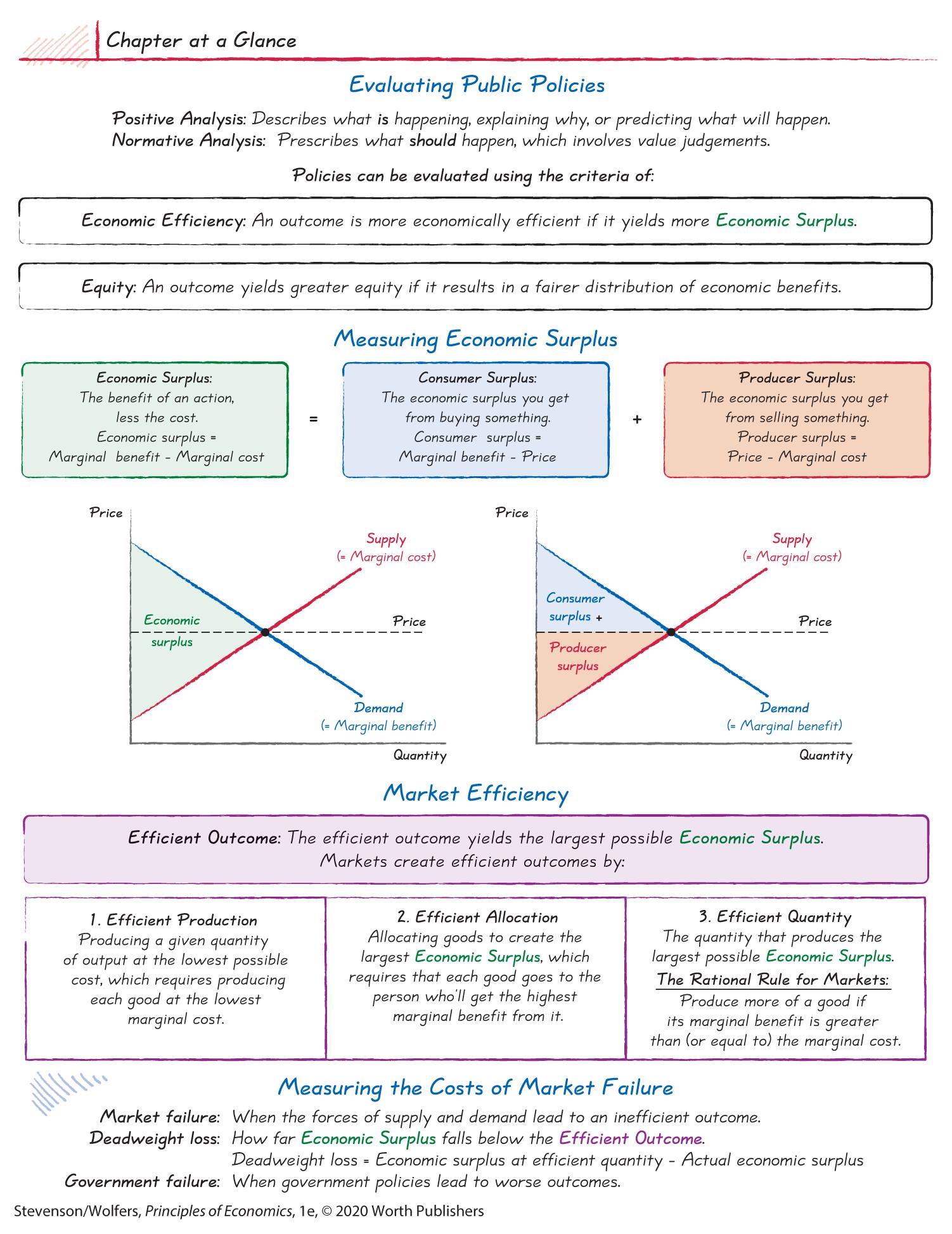 Evaluating Public Policies