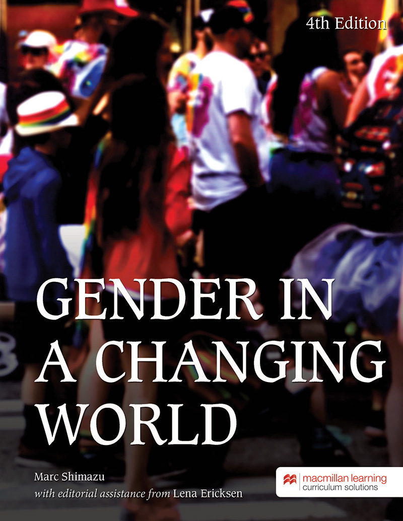 Gender in a Changing World, Fourth Edition