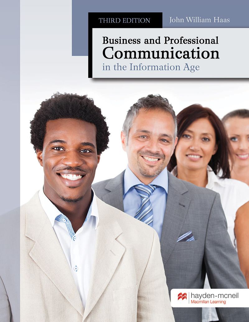 Business and Professional Communication in the Information Age