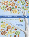 Quantitative Literacy: Thinking Between the Lines (Cloth Text)