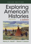 Exploring American Histories, Value Edition, Combined Volume