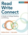 Read, Write, Connect, Book 1
