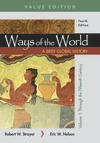 Ways of the World: A Brief Global History, Value Edition, Volume I