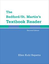 The Bedford/St. Martin's Textbook Reader