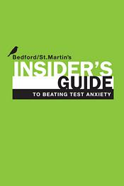Insider's Guide to Beating Test Anxiety