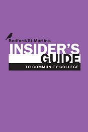 Insider's Guide to Community College