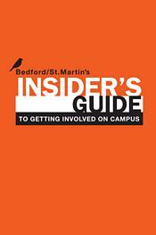 Insider's Guide to Getting Involved on Campus
