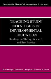 Teaching Study Strategies in Developmental Education