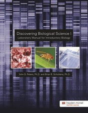 Discovering Biological Science I