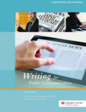 Writing for Public Communication