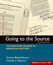 Going to the Source, Volume II: Since 1865