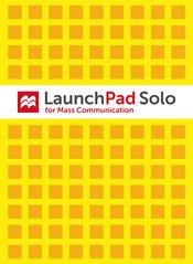 LaunchPad Solo for Mass Communication (Six Month Access)