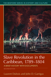 Slave Revolution in the Caribbean, 1789-1804