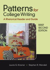 Patterns for College Writing, Brief Second Edition