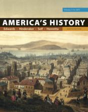 America's History, Volume 1