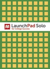 LaunchPad Solo for College Success (Six Months Access)