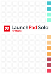 LaunchPad Solo for Hacker Handbooks (Twelve-Month Access)