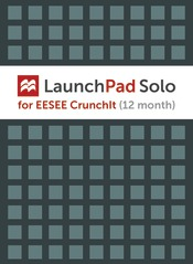 LaunchPad Solo for EESEE CrunchIt (Six-Month Online)
