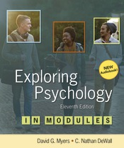 Read & Practice for Exploring Psychology in Modules (Six-Months Access)