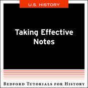 CM BHT Taking Effective Notes - U.S.