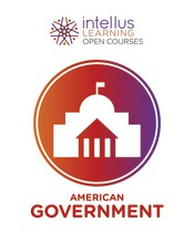Intellus Open Course for American Government (Six Months Access)