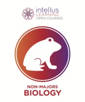Intellus Open Course for Biology for Non-Majors (Six Months Access)