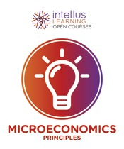 Intellus Open Course for Principles of Microeconomics (Six Months Access)