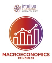 Intellus Open Course for Principles of Macroeconomics (Six Months Access)