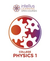 Intellus Open Course for College Physics - 1st Semester (Six Months Access)