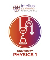 Intellus Open Course for University Physics - 1st Semester (Six Months Access)