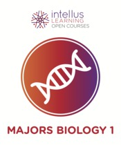 Intellus Open Course for Introduction to Majors Biology - 1st Semester (Six Months Access)
