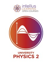 Intellus Open Course for University Physics - 2nd Semester (Six Months Access)