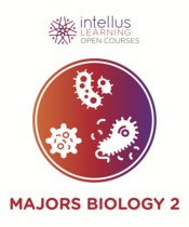 Intellus Open Course for Introduction to Majors Biology - 2nd Semester (Six Months Access)