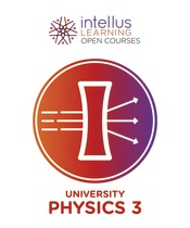 Intellus Open Course for University Physics - 3rd Semester (Six-Months Access)